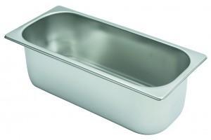 90100- Eisbehälter für Eisvitrinen 5 Liter 36x16,5x12cm
